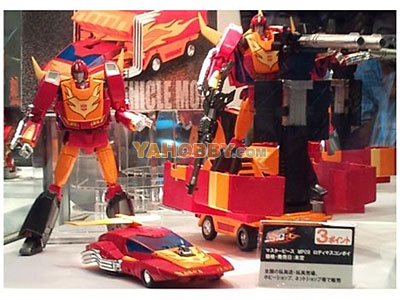 Transformers Masterpiece MP-09 Rodimus Prime [PREORDER]
