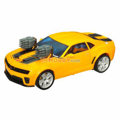 Transformers 2010 Movie 2 ROTF Battle Ops Bumblebee