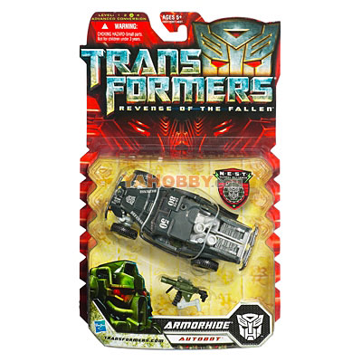 Transformers 2009 Movie 2 ROTF Deluxe Armorhide