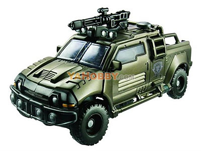 Transformers 2009 Movie 2 ROTF Deluxe Brawn