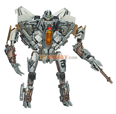 Transformers 2010 Movie 2 ROTF Leader Class Starscream