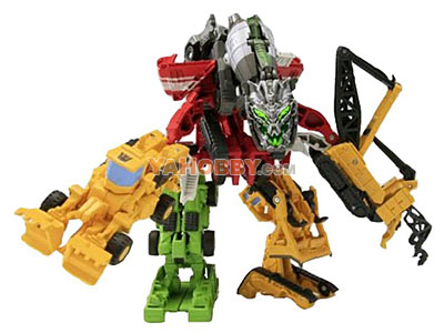 Transformers Movie 2 Legends Devastator Gift Set Loose