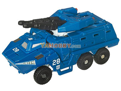 Transformers 2010 Movie 2 ROTF Scout Series 02 Breacher Loose