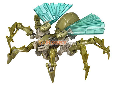 Transformers 2010 Movie 2 ROTF Scout Series 02 - Insecticon Loose