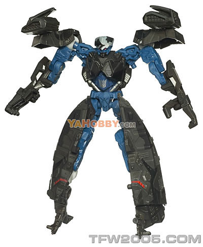 Transformers 2009 Movie 2 ROTF Scout Series 01 - Sonar Loose