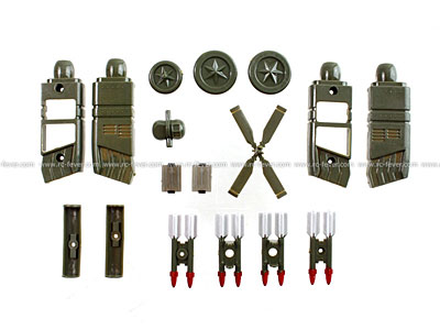 Syma RC Helicopter S009 Spare Parts Decoration Set 13