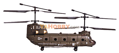 Syma S022 Big CH-47 Chinook 3 Channel RC Helicopter