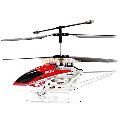 Syma S032 3CH Coaxial Middle Size RC Helicopter w/ Gyro