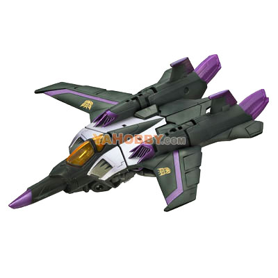 Transformers Animated Voyager Skywarp Loose