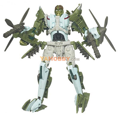 Transformers 2010 Movie 2 ROTF Voyager Highbrow Loose