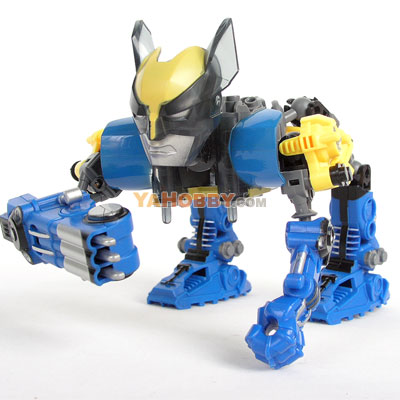 ENLIGHTEN Building Blocks Bricks WOLVERINE 230