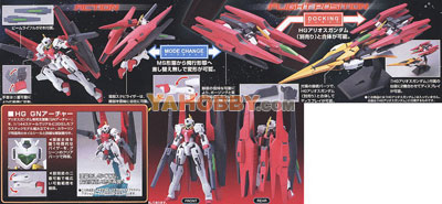 Gundam High Grade 1/144 Model Kit HG GN Archer