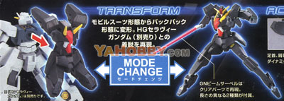 Gundam High Grade 1/144 Model Kit HG Seraphim Gundam