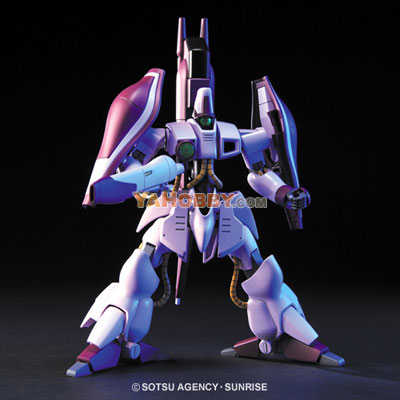 Gundam HGUC 1/144 Model Kit AMX-003 Gaza-C Hamarnn Custom