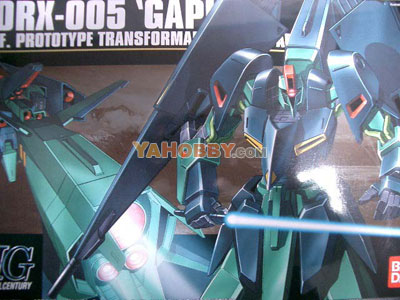 Gundam HGUC 1/144 Model Kit Gaplant