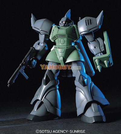 Gundam HGUC 1/144 Model Kit MS-14F Gelgoog Marine
