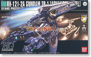Gundam HGUC 1/144 Model Kit RX-121-2A Advanced Hazel