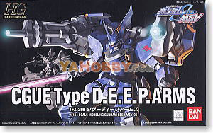 Gundam Seed Destiny HG 1/144 Model Kit Cgue Deep Arms