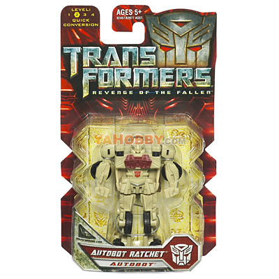 Transformers 2009 Movie 2 ROTF Movie Legends Autobot Ratchet