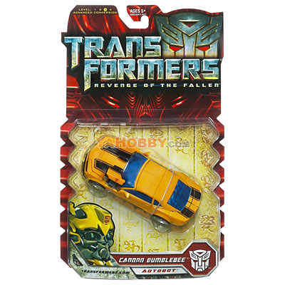 Transformers 2009 Movie 2 ROTF Deluxe Cannon Bumblebee