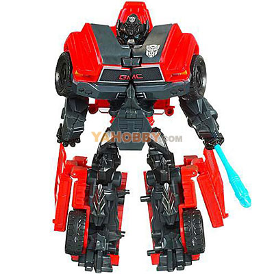 Transformers 2009 Movie 2 ROTF Cannon Force Ironhide