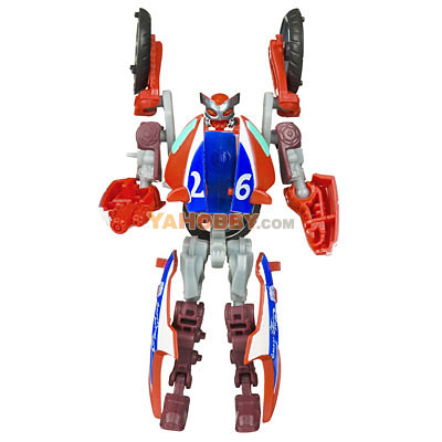 Transformers 2009 Movie 2 ROTF Scout Series 03 - Reverb
