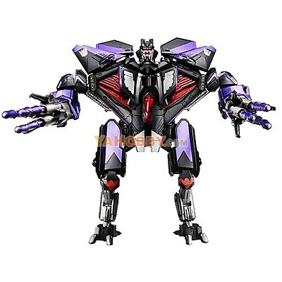 Transformers 2009 Movie 2 ROTF Voyager Skywarp Exclusive