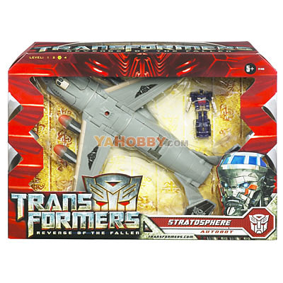 Transformers 2009 Movie 2 ROTF Voyager Stratosphere