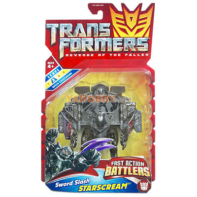 Transformers 2009 Movie 2 ROTF FAB Sword Slash Starscream