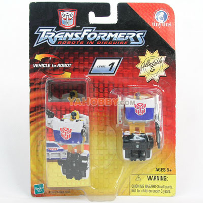 Transformers Prowl
