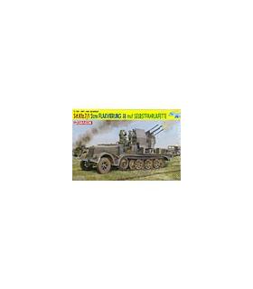 1:35 Dragon SdKfz 7/1 2cm Flakvierling 38 auf 6525