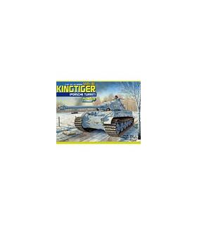 1:35 Dragon Kingtiger Porsche Turret Premium Edition Kit 6312