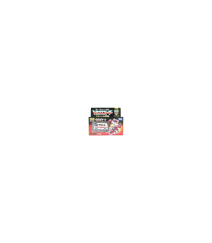 Takara Tomy Transformers G1 Encore 06 Ratchet Reissue