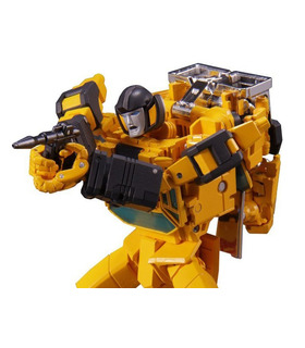 Takara Tomy Transfomers Mp-39 Masterpiece Sunstreaker