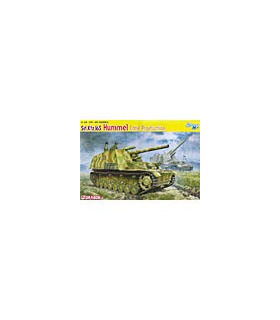 1:35 Dragon SdKfz 165 Hummel Late Production Smart 6321 SOLD OUT