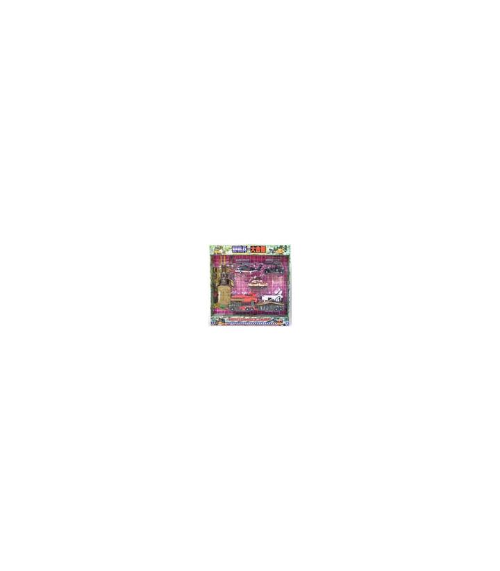 Transformers G1 Combiner Bruticus Asia Reissue