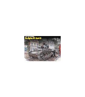 1:35 Dragon PzKpfw Panzer IV Ausf C - Superkit 6291