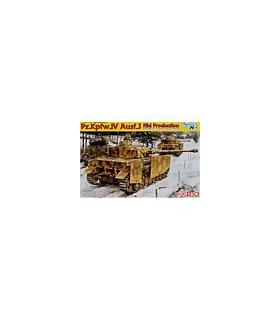 1:35 Dragon Pz.Kpfw. Panzer IV Ausf J Mid Production 6556