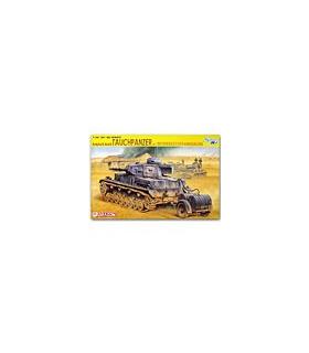 1:35 Dragon Pz.Kpfw Panzer IV Ausf.E Tauchpanzer 6402