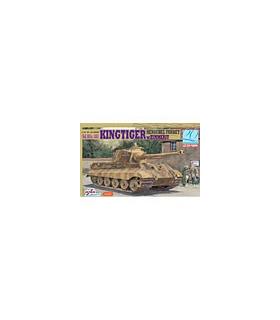 1:35 Dragon Kingtiger Henschel Turret 20th Ann Kit 6303