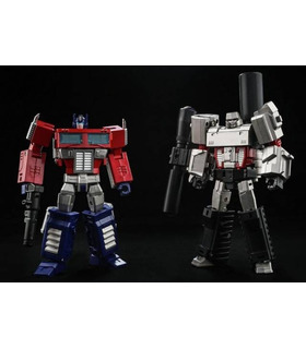 Transformers Generation Toy GT-05 Leaders Set