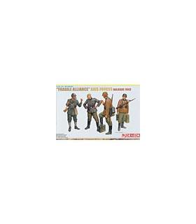1:35 Dragon Fragile Alliance Axis Forces Balkan 1943 6563