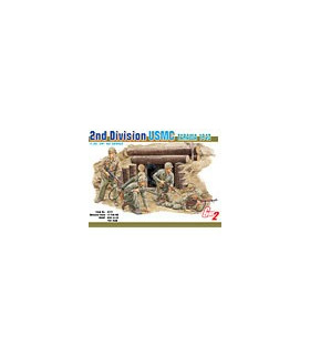1:35 Dragon USMC 2nd Division Tarawa 1943 GEN 2 6272