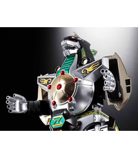 Transformers Bandai Soul of Chogokin MM Power Rangers GX-78 Dragonzord