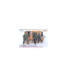 1:35 Dragon US Marines Tet Offensive 1968 3305