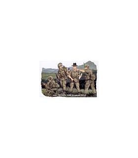 1:35 Dragon Military Model Kit US 1st Cavalry in Vietnam 3312