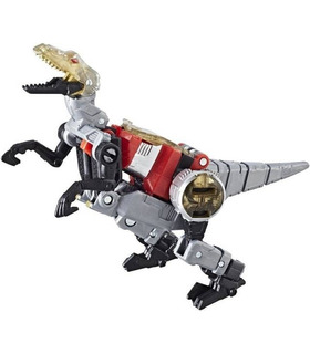 Hasbro Transformers Power of the Primes Volcanicus Dinobot Combiner Set of 6