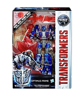 Hasbro Transformers The Last Knight Voyager Optimus Prime RTS Reveal the Shield Version Toys R' Us Exclusive