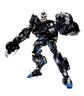 Hasbro Transformers Masterpiece Movie Series MPM-5 Barricade Hasbro Version