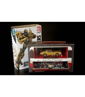 Hasbro Transformers SDCC 2018 Exclusive Studio Series 19 Bumblebee VOL. 1 Retro Rock Garage